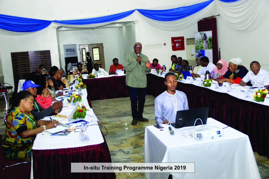 In-situ Training Programme Nigeria12