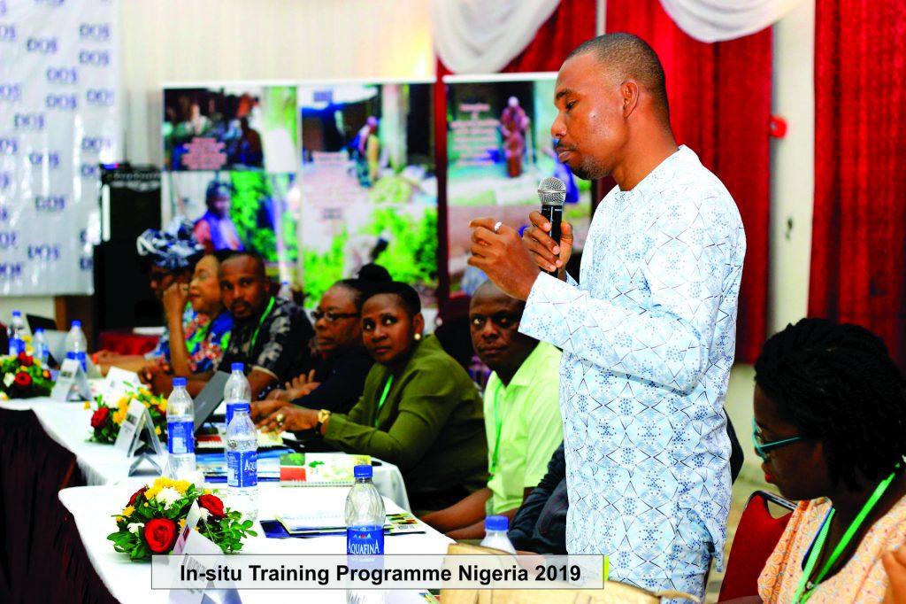 In-situ Training Programme Nigeria9